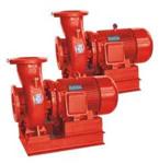 XBD2/10-80W-125卧式单级消防泵