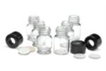Agilent LC 样品瓶、瓶盖和隔垫