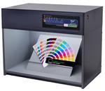 T-5声控五光源标准光源对色灯箱