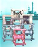 QBK第三代不锈钢气动隔膜泵|不锈钢气动双隔膜泵