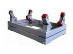 计量控制钢瓶电子秤,连PLC液化气电子秤