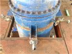 定量控制反应釜承重模块15吨