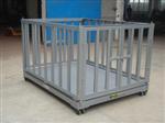 0.3-5吨畜牧电子秤,带围栏0.5吨围栏秤