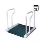 医疗体检血液透析轮椅电子秤,透析体重秤