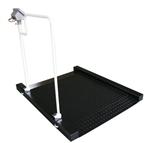血透室电子秤,300公斤体检轮椅秤