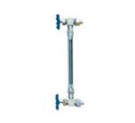 小型玻璃管式液位计 结构简单 维修方便