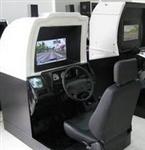 汽车驾驶模拟器/驾校器材/驾驶简易练习器