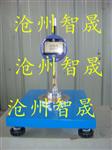 TSY-25型土工膜糙面厚度仪
