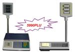 上海友声ACS-6A/15A/30A计价打印电子秤