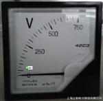 指针式电压表,电流表,频率表,功率表