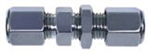 EBU2T,EBU4标准过墙式外螺纹两通