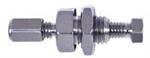 EZBU1,EZBU2L标准过墙式内外螺纹两通