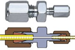 ERU21,ERU42L标准外螺纹变径两通
