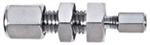 EBRU12L,EBRU24L过墙式外螺纹变径两通