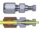 EZRU2.5,EZRU21标准外内螺纹变径两通