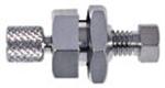 EZBRU.51L标准过墙式内外螺纹变径两通