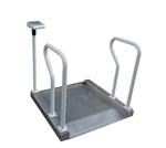 称体重的医疗电子秤-残疾人用透析体重秤