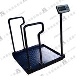 贵州医院用轮椅电子秤-不干胶打印轮椅秤