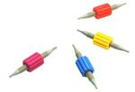 JR-26502,JR-26504一体式手拧柱连接器