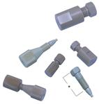 ZC1FPK,ZC2PK高压PEEK螺栓和螺帽