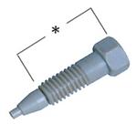 C-MZP1PK,C-LZP1PK高压聚合材料阀用PEEK螺栓�CCheminertC1�CC5系列
