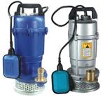 220V全自动小型潜水泵,单相浮球自动控制潜水泵