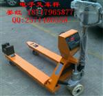 sr-EX-1T1吨防爆叉车叉起1吨防爆地磅秤