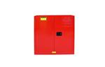60加仑红色防可燃品安柜含税报价