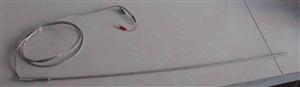 胶质层专用热电偶