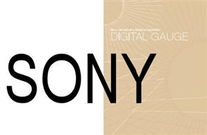日本SONY系列传感器