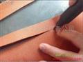 杭州成功超声波天然合成无纺布切割机