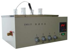 EMS-20恒温磁力搅拌水浴