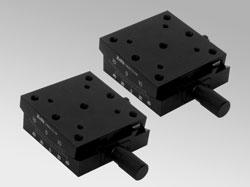 TSMG10-1W/TSMG10-2W手动位移台-精密角位台