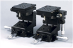 TSMW-XYZT-1(L)手动位移台-整体式五轴位移台