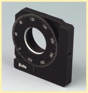 OMPO12.7/25.4/30-B光学调整架-偏光镜架