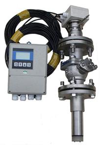 HX-LD插入式法兰连接电磁流量计