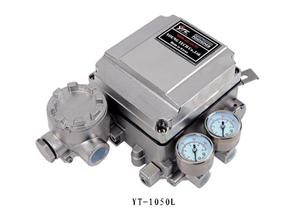 YT-1050电气阀门定位器(不锈钢) YT-1050