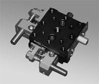 KSMTW系列手动位移台-整体式多轴位移台