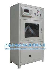 上海铝合金门窗焊角强度试验机