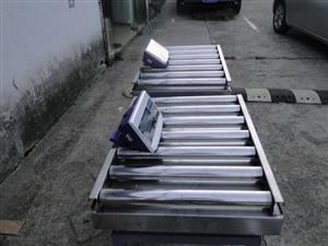 200公斤辊筒电子秤,流水线专用电子称