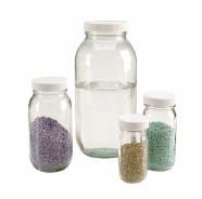 wheaton无色透明标准广口瓶W216934 W216924 W216929 W216935