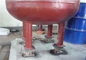 1吨反应釜称重模块,带打印标准称重模块