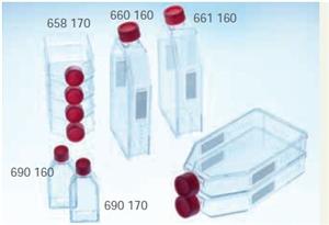658170 660160 661160 690160 690170Greiner标准盖细胞培养瓶 690170