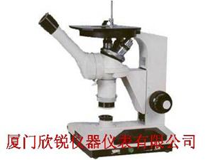 单目倒置式金相显微镜4X1