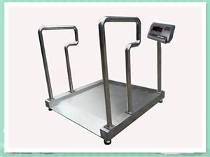 T605透析轮椅秤,进口血液透析轮椅体重秤