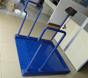 T605轮椅秤,原装进口透析轮椅秤@志荣报道