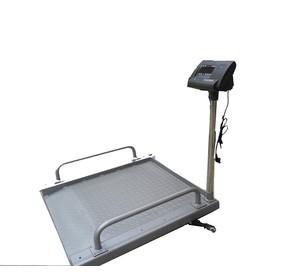 电子轮椅称,上海医院用透析体重秤