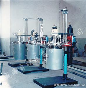 钛材及钛合金反应釜
