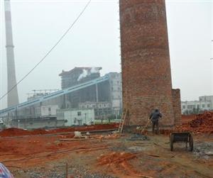 月湖区烟囱拆除价格