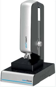 NanoFocus研究级共聚焦显微镜,完全为测试以及实验设备的开发而优化的系统